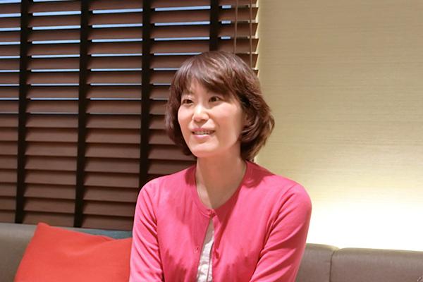 川崎恵さん